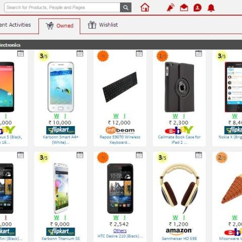 Price Comparison, Product Portfolio Social Networking Portal