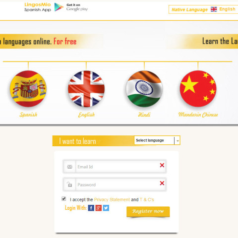 Language learning & Social Networking portal