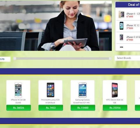 Price Comparison and affiliates website