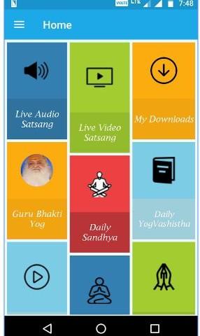 Audio Video streaming app